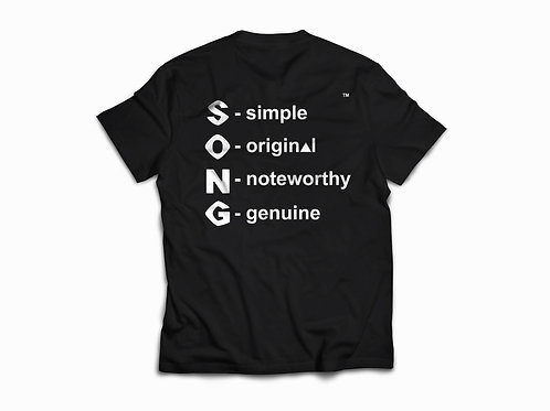 S.O.N.G T-shirt