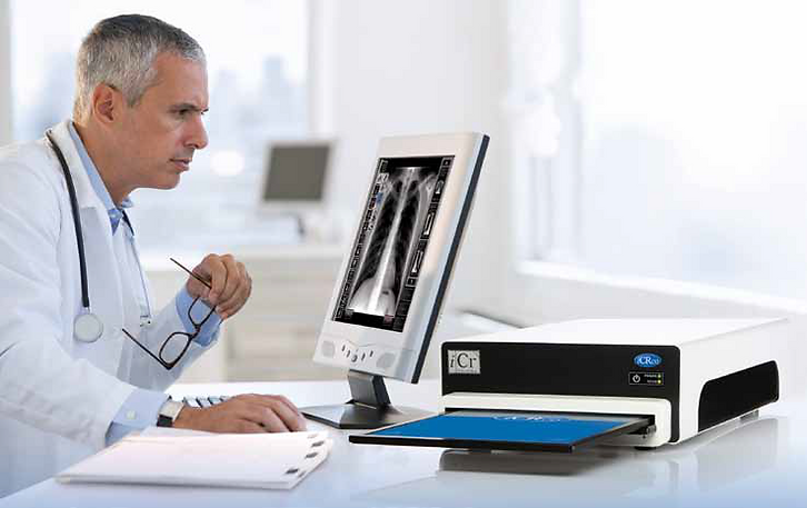 Medical Computerized Radiology