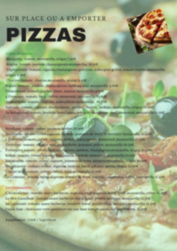 pizzas edorado pompaire