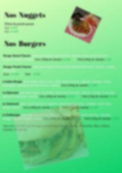 burgers eldorado pompaire