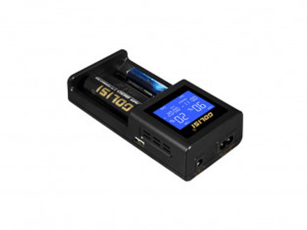 Golisi S2 2.0A Smart Charger with LCD Screen and Lead