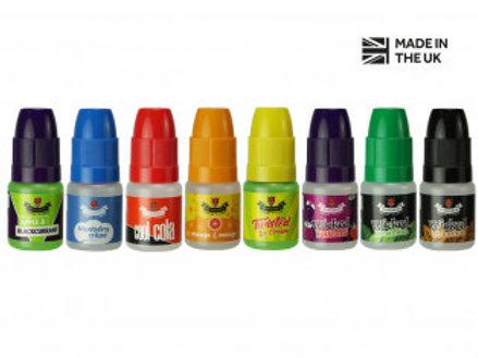 Mr Wicked's Premier E-liquid