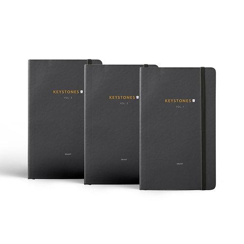 Keystones- Volume 1, 2, & 3 (Complete New Testament series, hardback)