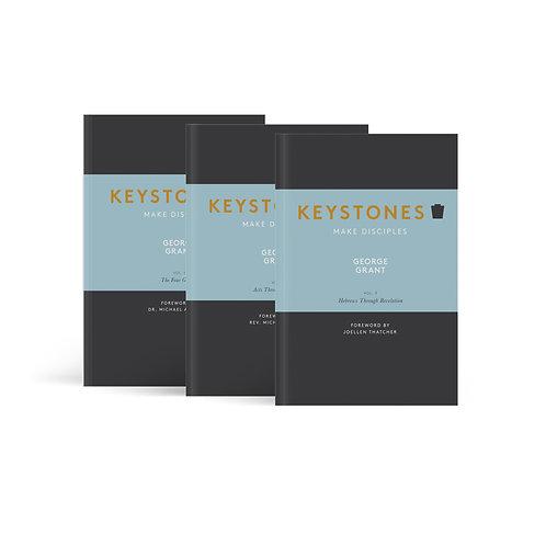 Keystones- Volume 1, 2, 3 (Complete New Testament series, paperback