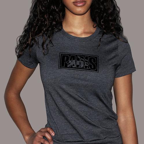 Paris Logo - Dark Grey Heather T-Shirt