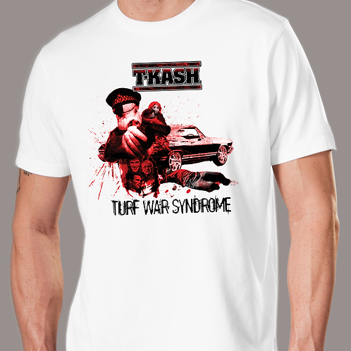 T-K.A.S.H. - Turf War Syndrome T-Shirt