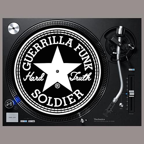 Guerrilla Funk - Hard Truth Soldier All-Star Slipmats