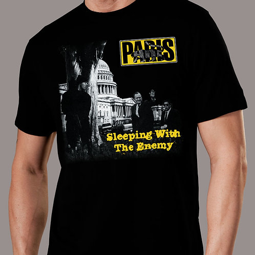 Paris - Sleeping with the Enemy T-Shirt