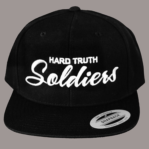 Hard Truth Soldiers Classic Snapback Cap
