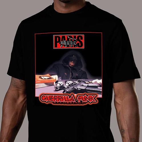 Paris - Guerrilla Funk T-Shirt