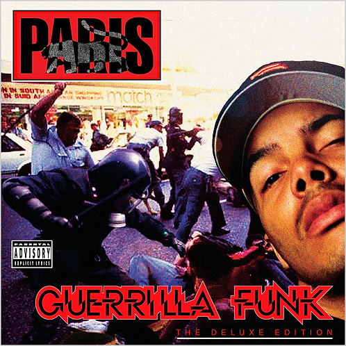 Paris - Guerrilla Funk - Deluxe Edition