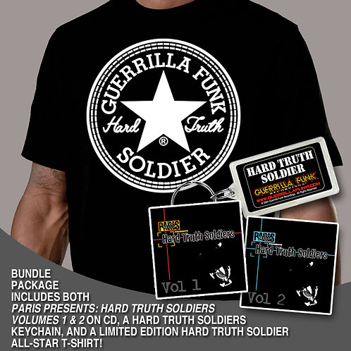 Hard Truth Soldiers All-Star Bundle