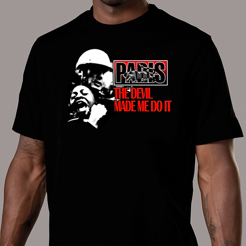 Paris - The Devil Made Me Do It T-Shirt