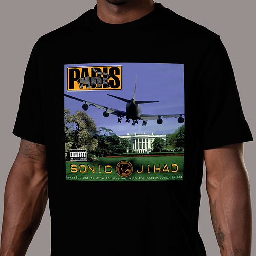 Paris - Sonic Jihad T-Shirt
