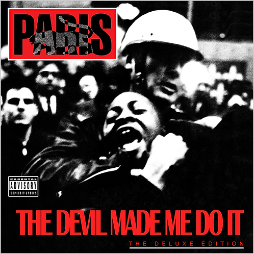 Paris - The Devil Made Me Do It - Deluxe Edition