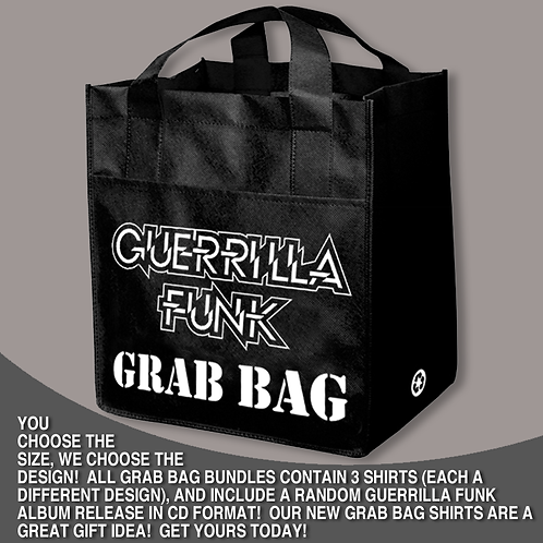 Guerrilla Funk Grab Bag Bundle