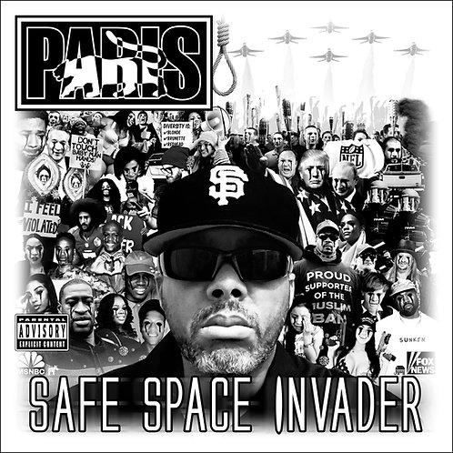 Paris - Safe Space Invader