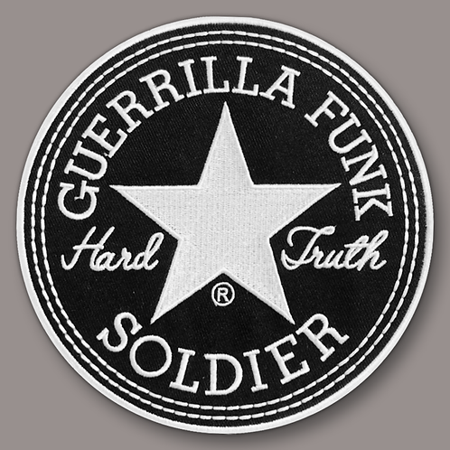 Hard Truth Soldier All-Star Patch