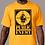 Thumbnail: Public Enemy - Rebirth of a Nation Big Logo Gold T-Shirt