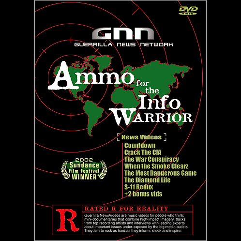 Ammo For The Info Warrior - DVD