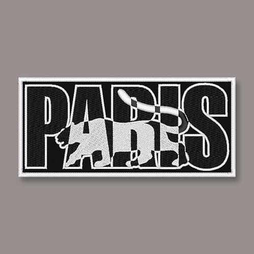 Paris Logo Patch