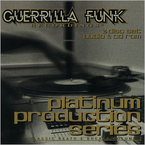 Guerrilla Funk - Platinum Production Series - Vol. 2