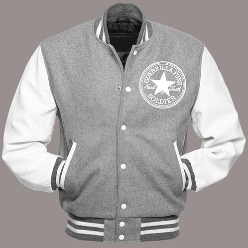 Hard Truth Soldiers All Star - Logo Varsity Jacket