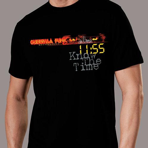 Paris - Know the Time T-Shirt