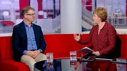 Tom Bryant on BBC Look East 2