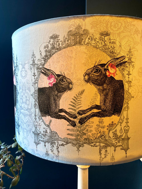Ice Hare Lampshade