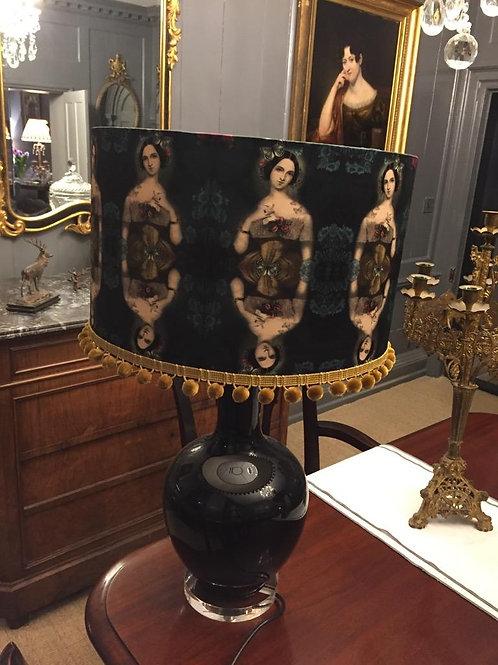Victoria faux Silk lampshade