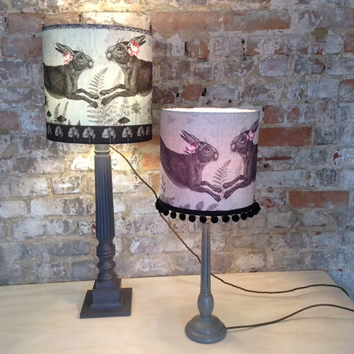 Egg Hare Lampshade