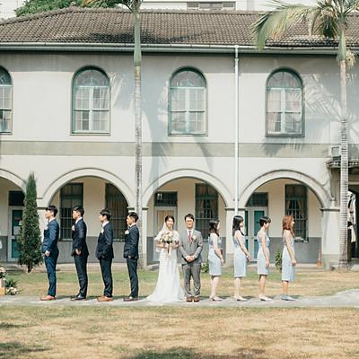 婚禮紀錄|台南晶英