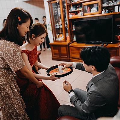 婚禮紀錄/從桃園到新竹