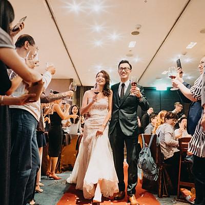 婚禮紀錄/台北國賓