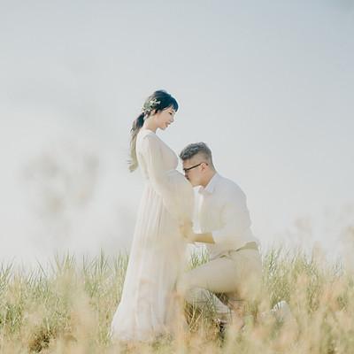 婚紗寫真|婚紗、孕婦、寵物寫真一次滿足