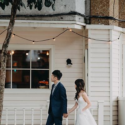 婚紗寫真/富錦街的日常