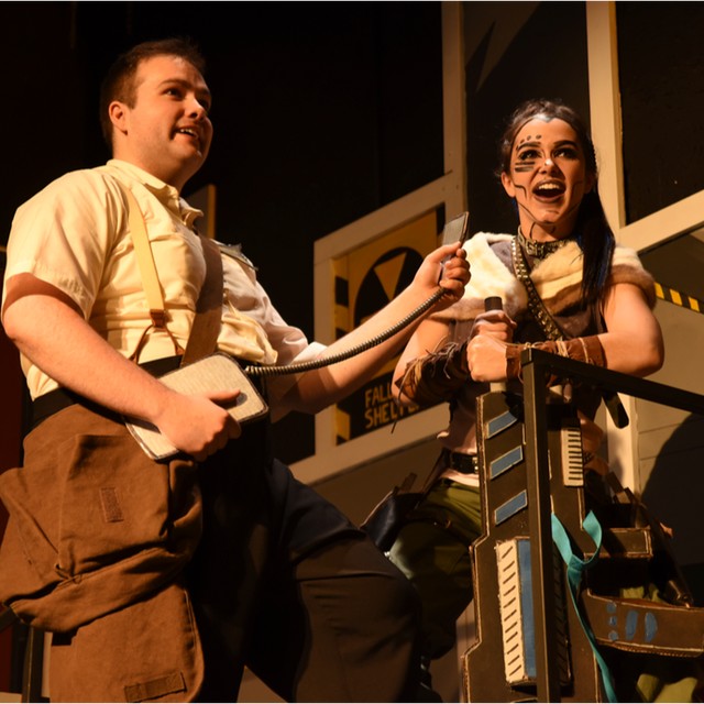 Bunkerville: A Post-Apocalyptic Musical