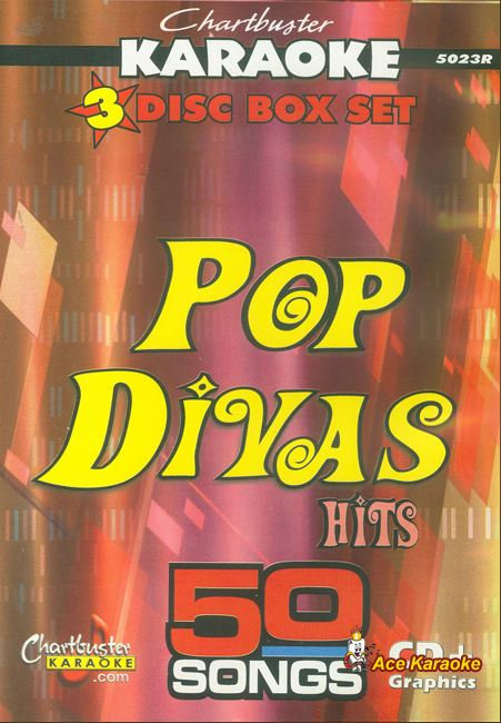 Pop Diva's Pack