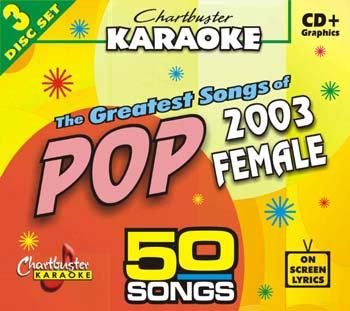 Female Pop 2003
