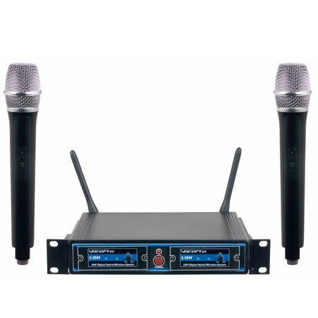 UHF Hand Held Wireless Mics