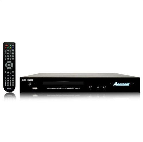 KOD-2000-2T Single Hard Drive Multimedia Karaoke Player-NO CONTENT