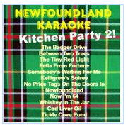 NFLD Karaoke Kitchen Party Vol 2