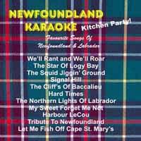 NFLD Karaoke Kitchen Party Vol 3