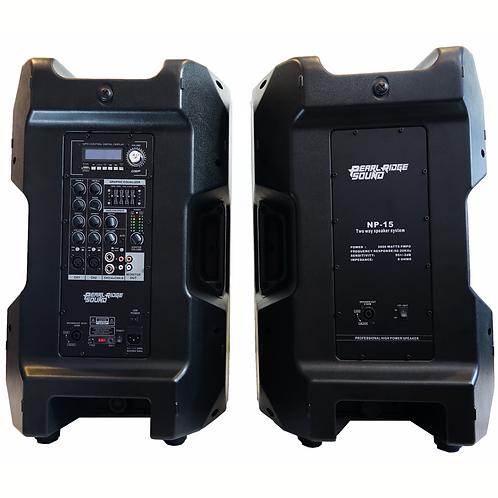 Pearlridge LS450 Powered Speaker Unit