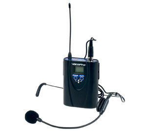 UHF-5900-BP Headset bodypack