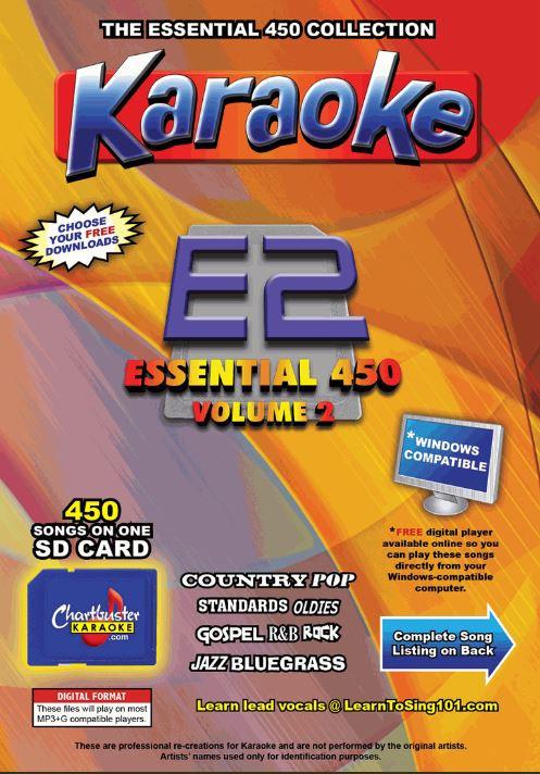 Essential 450 Vol.2