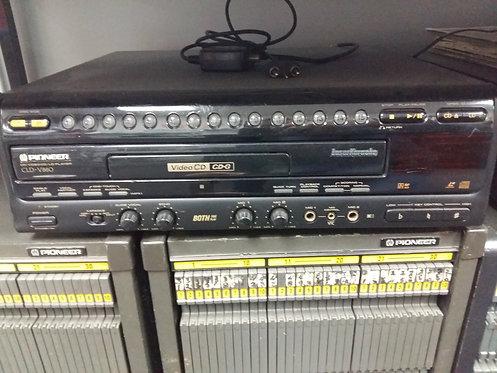 Pioneer CLDV 80 & 100 Pioneer Karaoke Laser