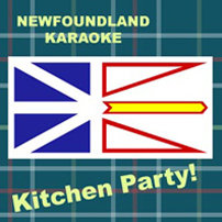 NFLD Karaoke Kitchen Party