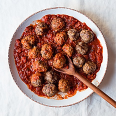 Al Bondigas Spiced Lamb Meatballs